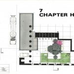 Chapter House - Roof Plan 2