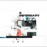 Infirmary - Front Elevation